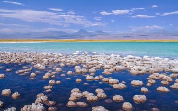 Salar de Atacama, IIa Región, Chile